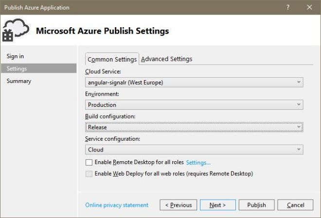 azure-publish3